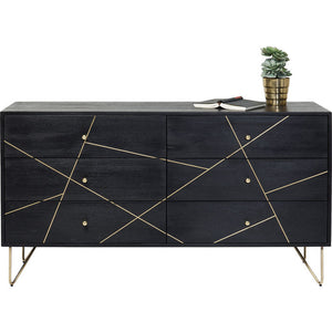 Sideboard Gold Vein