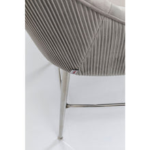 Load image into Gallery viewer, Bar Stool Night Fever Light Grey