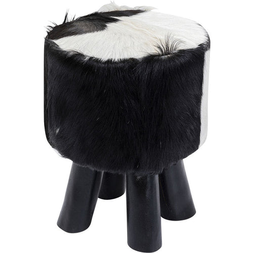 Stool Flint Stone Ø35: different colors available