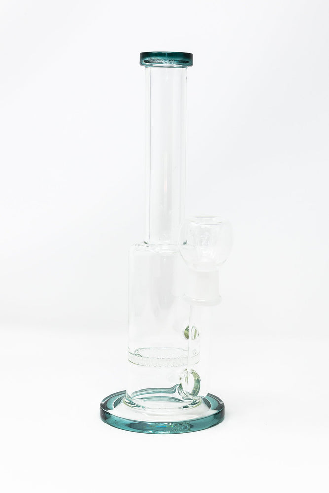 "Lavender 10"" Water Pipe Bong w/ Honeycomb Percolator Smoking Pipe StonedGenie.com Bong"