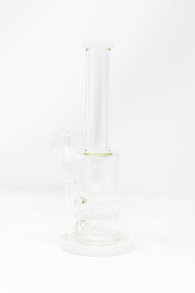 "Beige 10"" Water Pipe Bong w/ Honeycomb Percolator Smoking Pipe StonedGenie.com Bong"