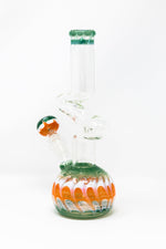"10"" Glass Apple Jack Designer Zong"