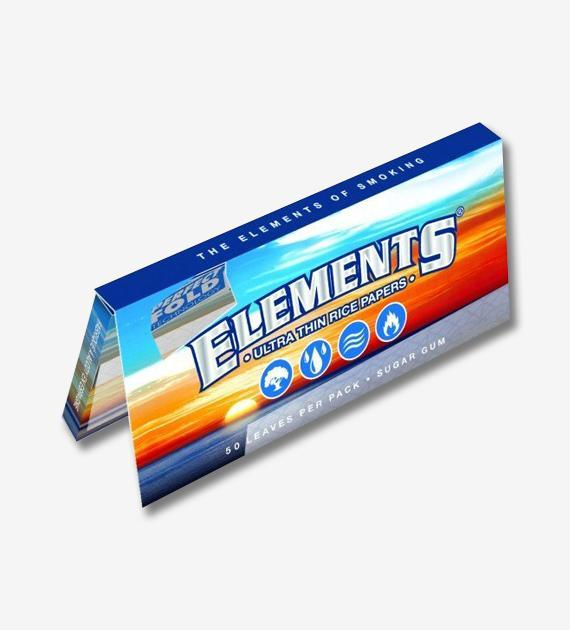 Element Ultra Thin Rolling Papers