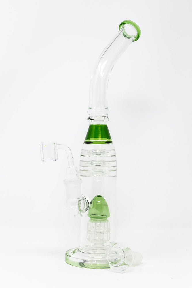 "14"" Shower Bend Dab Rig"
