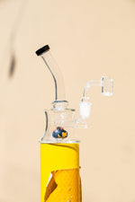 "5"" Mini Shower Bend Dab Rig"