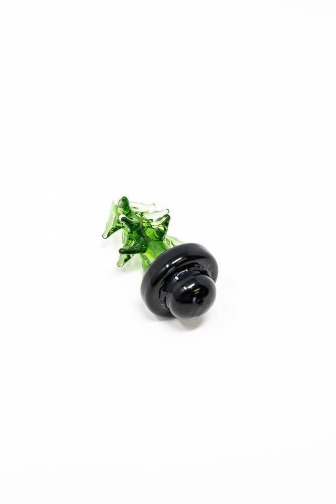 Olive Drab Christmas Tree Dab Cap Accessories