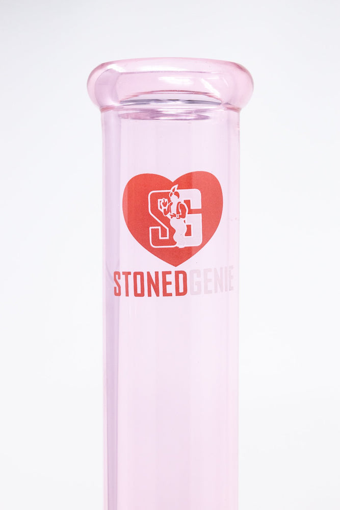 "16"" Stoned Genie Love Bong XL"