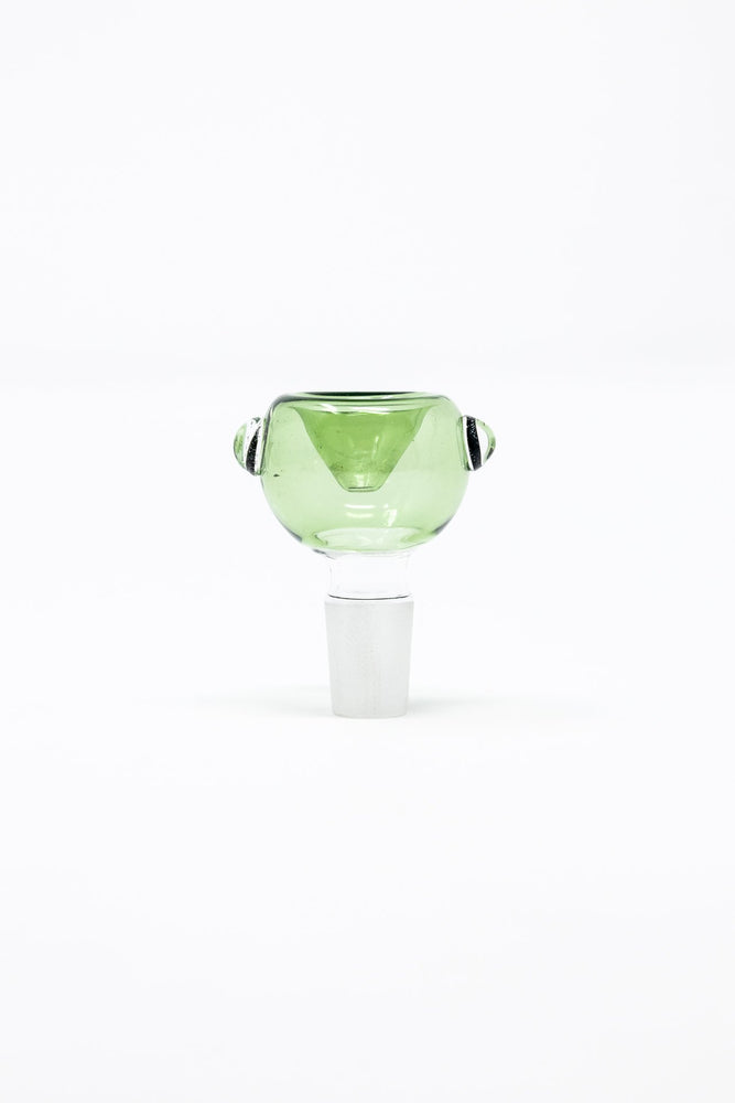 14mm Green Male Bowl Pc