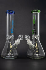 "12"" Thick Stoned Genie Beaker Bong - 7mm"