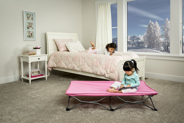 Regalo My Cot Portable Toddler Bed 可摺便攜睡床, 尿床好幫手