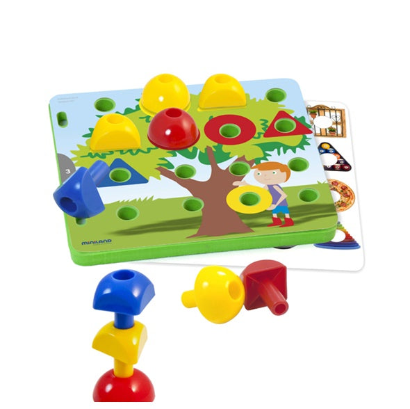 Activity Peg Set