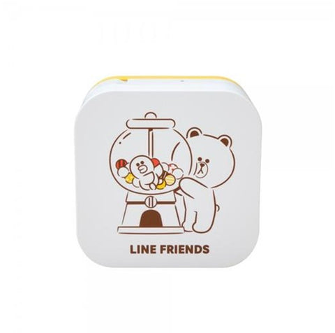 Brother PT-P300BTLB LINE FRIENDS P-touch Cube