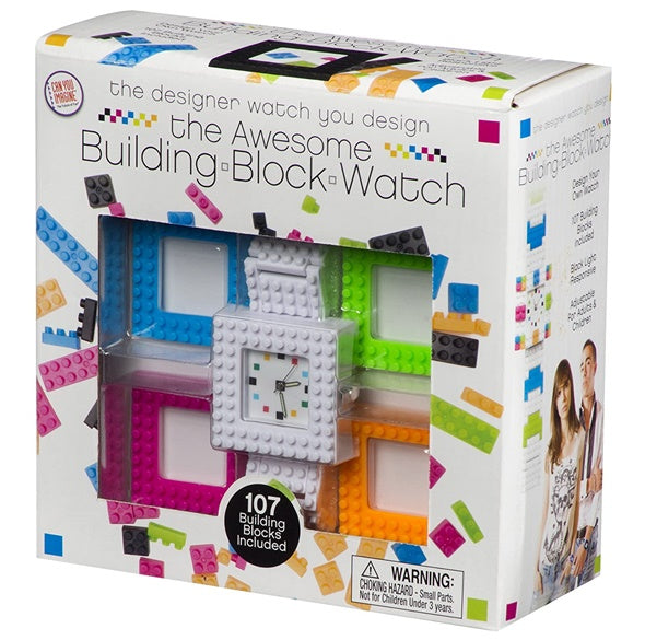Building Blocks Watch Toy