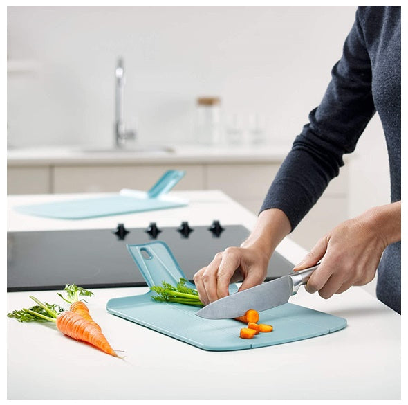 Joseph Joseph Chop2Pot Foldable Plastic Cutting Board 智慧型實用砧板