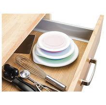 Load image into Gallery viewer, Collapsible Storage Bowls with Lids - Set of 3 三個裝連蓋伸縮矽膠碗套裝