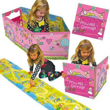 Load image into Gallery viewer, Convertible Princess Carriage - Large Play Mat Book