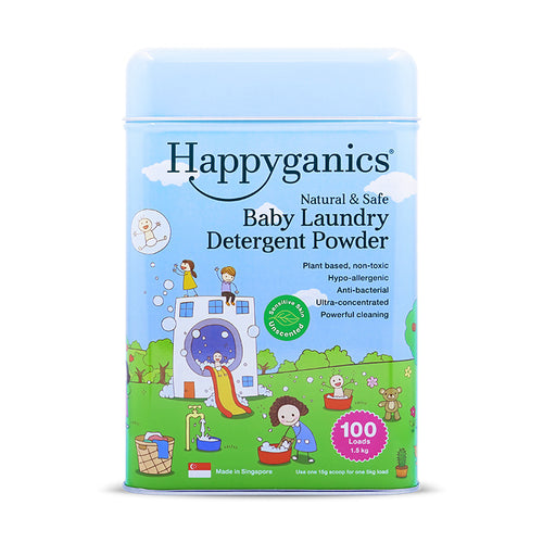 Baby Laundry Detergent Powder (Sensitive Skin Unscented) - 1.5kg 天然蘇打抗菌洗衣粉(無香敏感肌膚配方)