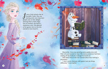 Load image into Gallery viewer, Frozen II Storybook Paperback & Magnetic Play Set