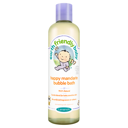 Happy Mandarin Bubble Bath (300ml)