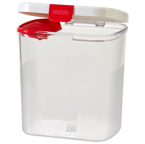 Flour Keeper with Built in Leveler, 3.8 Quart Capacity
