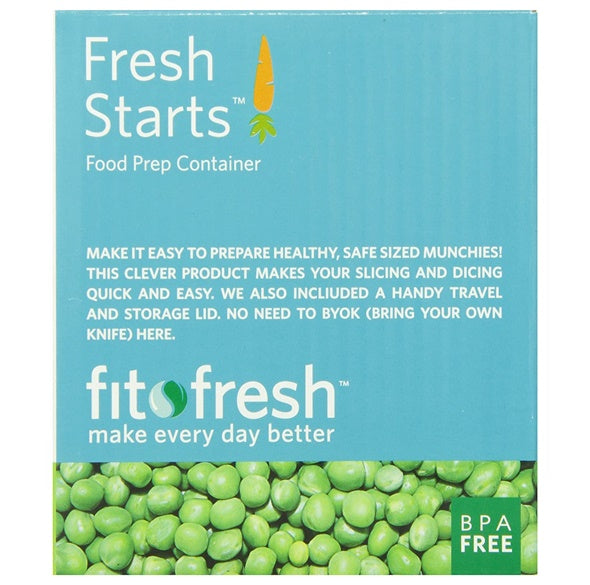 Fresh Starts Baby Food Prep Container
