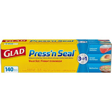 Load image into Gallery viewer, Glad Press N Seal Plastic Wrap