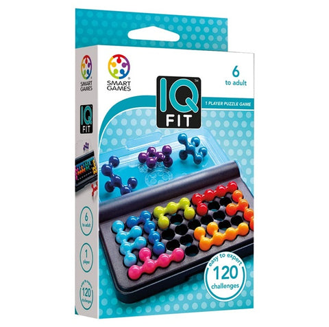 Smart Games IQ Fit 智力Fit