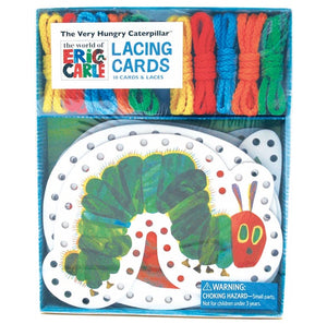 Eric Carle Lacing Cards