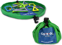 Load image into Gallery viewer, Lay-n-Go  LITE Mini Activity Mat, 18-Inch