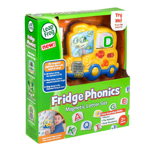 LeapFrog Fridge Phonics Magnetic Letter Set 磁石字母發音練習套裝