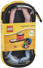 Load image into Gallery viewer, LEGO 3-Piece Organizer Cubes