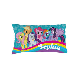 My Little Pony Mane Six Personalized Pillowcase - Girls