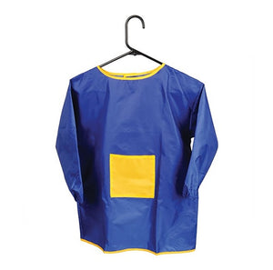 Long-Sleeve Paint Smock