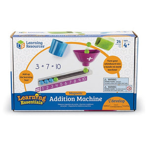 Magnetic Addition Machine 學習加數教材工具