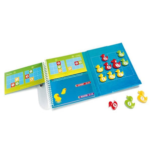 Magnetic Travel Games - Deducktion