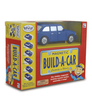 Load image into Gallery viewer, Magnetic Build-A-Car Set 汽車磁石組件拼砌套裝