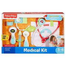 Load image into Gallery viewer, Medical Kit with Doctor Health Bag Playset