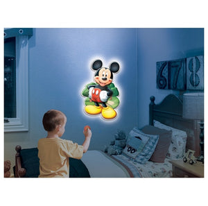 Mickey Mouse Wall Friends