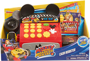 Mickey and the Roadster Racer Cash Register