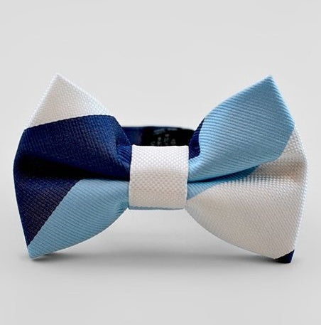 Bow Tie, Midnight & Blue, for age above 8 幼童適用煲呔, 合8歲及以上