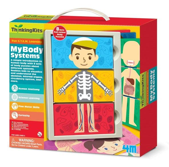 My Body Anatomy Science Kit