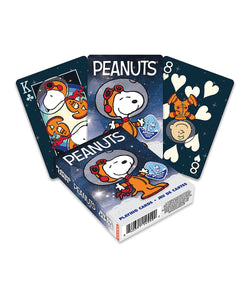 Snoopy in Space 500pcs Puzzle & Playing Cards Set (Pre-Order)