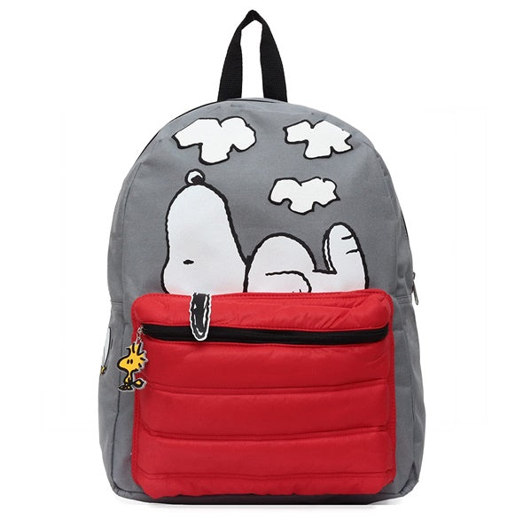 Peanuts Snoopy on Doghouse Backpack