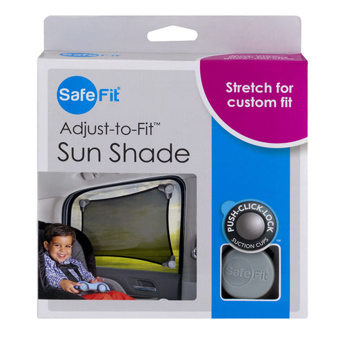 Safe Fit Adjust-To-Fit Sun Shade