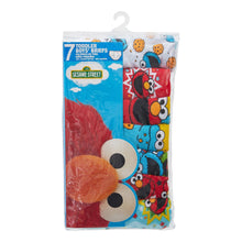 Load image into Gallery viewer, Sesame Street Toddler Boys Brief Underwear, 7-Pack (2T-3T)