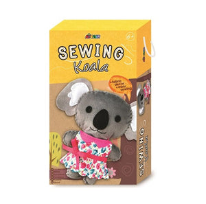Sewing - Ballerina / Bear / Bunny / Giraffe / Kitten / Koala / Lion / Pirncess / Unicorn 布偶製作入門套裝