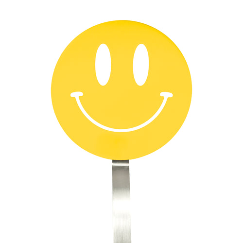 Smiley Face Nylon Flex Turner