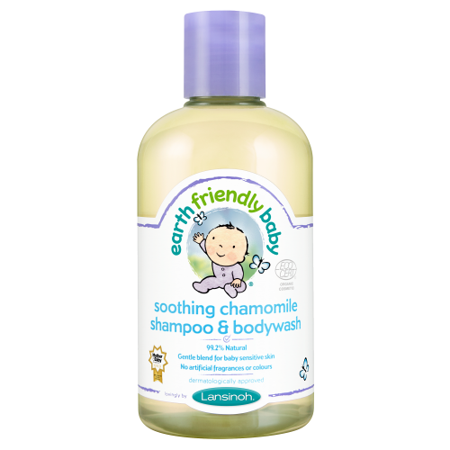 Soothing Chamomile Shampoo & Bodywash (250ml)