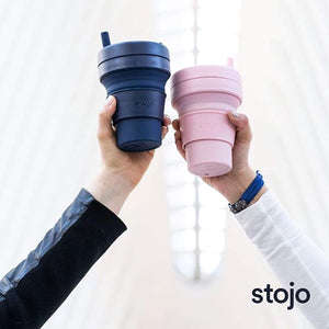 Stojo Collapsible Coffee Cup 16 oz/ 473ml