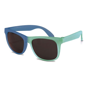 Switch Sunglasses for Youth - Ages 7+, color Changing Frames, Unbreakable, 100% UVA UVB Protection  感溫變色中童太陽眼鏡